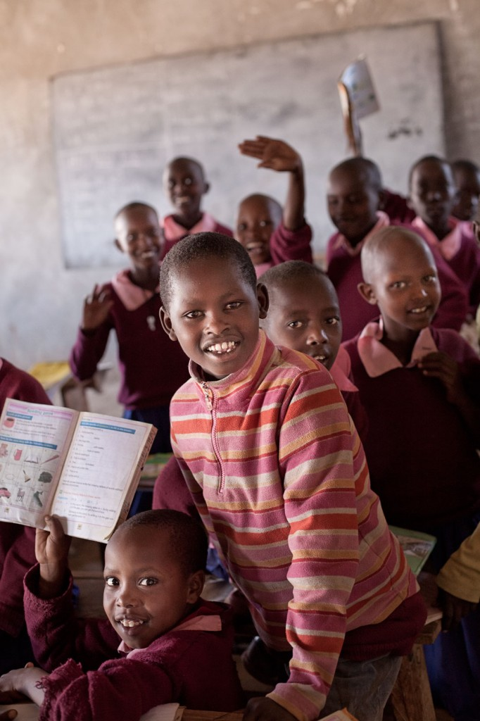 MDG 2 – Achieve universal primary education: School attendance, by both girls and boys, is improved by preventing the chronic recurrence of trachoma in children. Additionally, preventing blindness among adults means that children do not have to stay home to care for their parents.