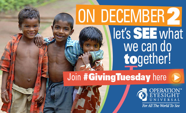 Dec. 2 is Giving Tuesday!