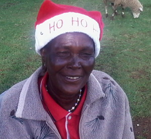 "Sote is grateful for those who provided her cataract surgery. ""Thank you very much and may God bless you all!"" she says."
