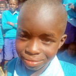 If we reach our GivingTuesday fundraising goal, this boy, from Leshuta Primary School, will be just one of over 7,000 students screened for vision problems.