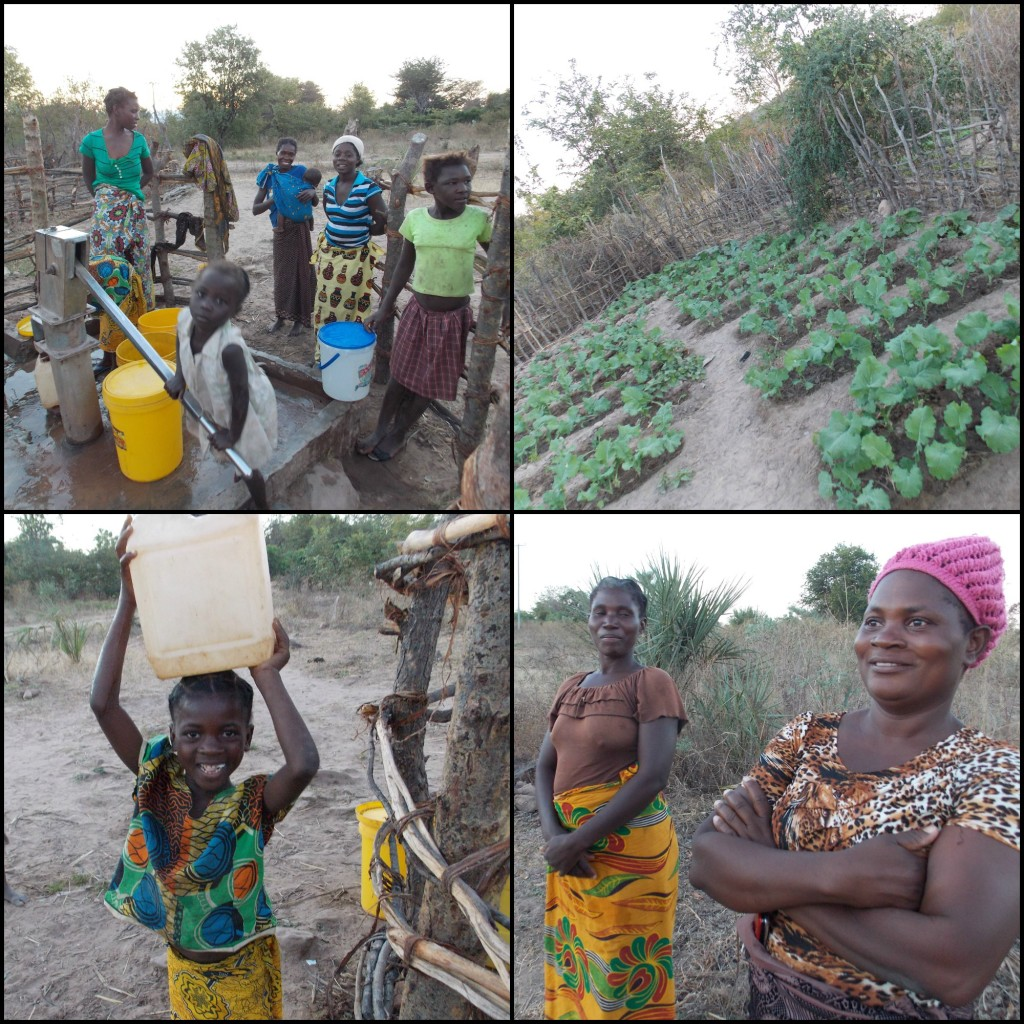 In 2008, we developed a borehole in Siandwazi Village. As a result, community hygiene and overall health has improved, and families have started growing a vegetable garden. Once a village of displacement and despair, the community is now proud – proud of the development the borehole has brought to their community and grateful to Operation Eyesight's donors for making it possible. Thank you!