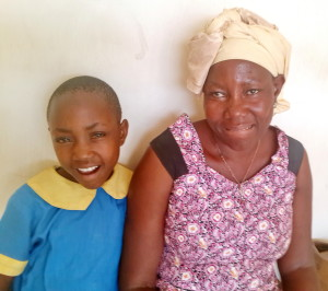 Zelma and her mother were happy to hear that doctors could treat Zelma's condition and preserve her vision.